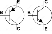 transistor-npn-pnp-symbols